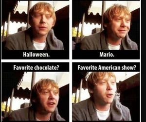 favorites and rupert grint image