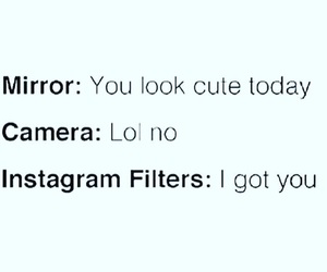 camera, filters, and funny image