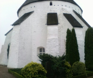 bornholm and rundkirke image