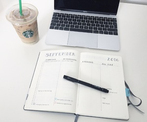 planner and work image