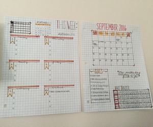 college, inspo, and organised image
