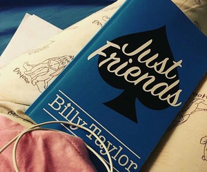 just friends and billy taylor image