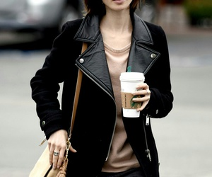 actress, coffee, and la image