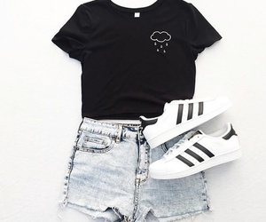 adidas, chic, and hipster image