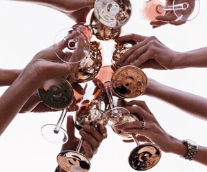 champagne, lockscreen, and one direction image
