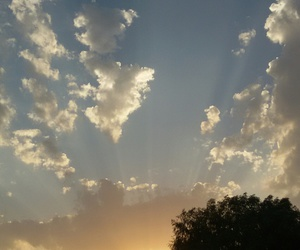 amazing, cloud, and clouds image