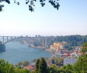 porto, portugal, and river image