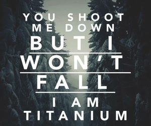 bulletproof, fall, and Lyrics image