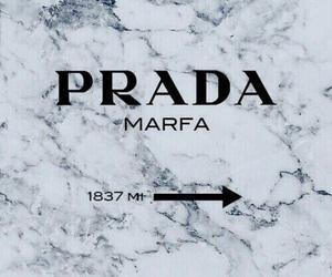 Prada, marble, and wallpaper image