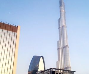 Dubai, mashallah, and monument image