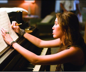 miley cyrus, the last song, and music image