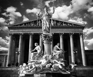 deusa grega, atena, and mitologia grega image