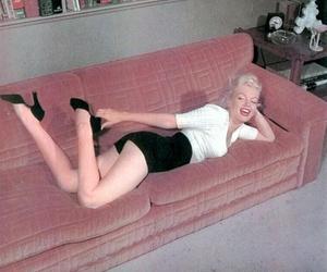 Marilyn Monroe, vintage, and retro image