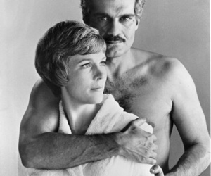1974, men, and black and white image