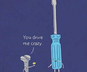 cute, crazy, and funny image