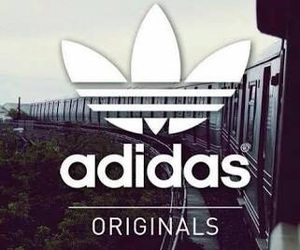 adidas, original, and wallpaper image