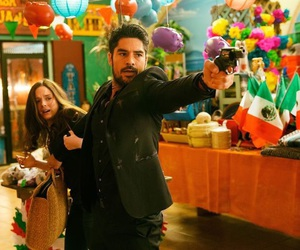 from dusk till dawn, madison davenport, and seth gecko image