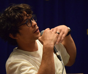 the 100, bob morley, and actor image