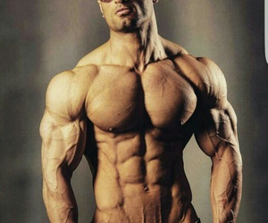 boy, fitness, and hombre image