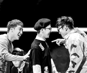 g-dragon, kwon jiyong, and seungri image