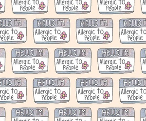 allergic, original, and patterns image