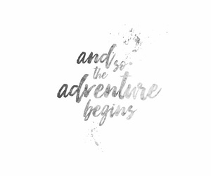 quotes, adventure, and gold image