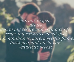 book, charlotte bronte, and quotes image