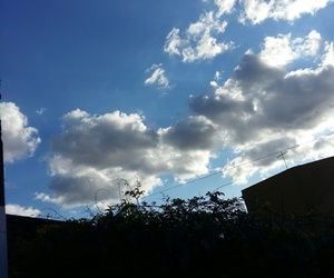 nubes, peace, and photography image