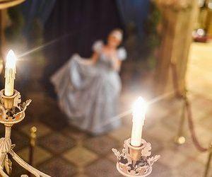 blue, cinderella, and fairytales image