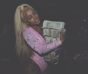 money, dream doll, and blonde image