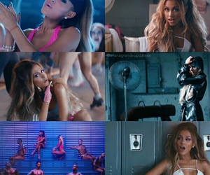 beautiful, side to side, and ariana grande image
