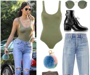 backpack, bodysuit, and boot image