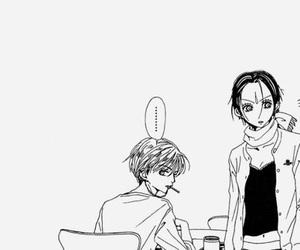manga, Nana, and shin image