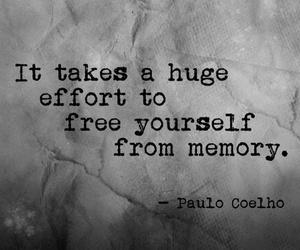 memories, quotes, and paulo coelho image