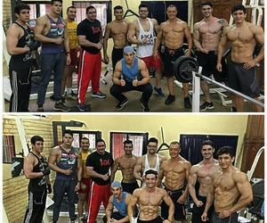 fitness and argentinos image