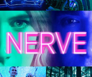 nerve and wallpaper image