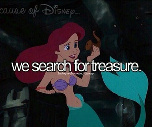 disney, the little mermaid, and because of disney image
