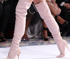 runway, ralph and russo, and fashion image