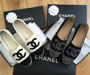chanel, shoes, and classy image