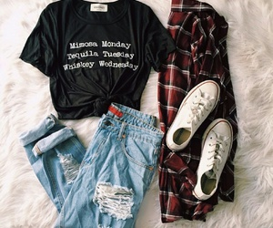 chic, grunge, and hipster image