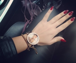 accessories, nails, and fashion image