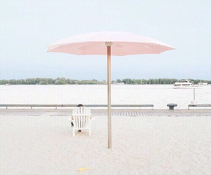 pastel, beach, and aesthetic image