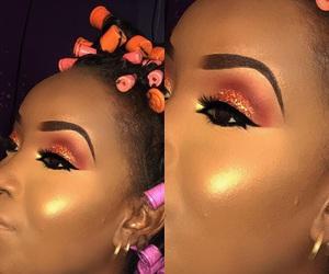 Hottie, love it, and makeup image