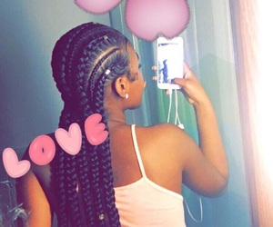 braids, cornrows, and do you have a snapchat image