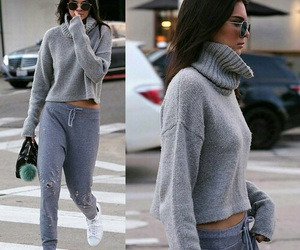 fashion, outfit, and kendall jenner image
