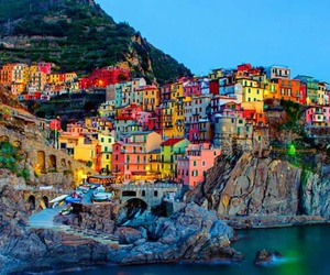 italy, cinque terre, and colorful image