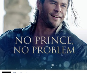chris hemsworth, the huntsman, and huntsman winters war image