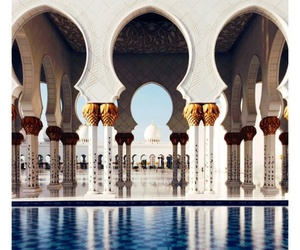 arab, mosque, and mosquee image