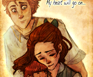 finnick, love, and annie image