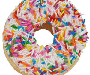 colorful, donut, and foodie image